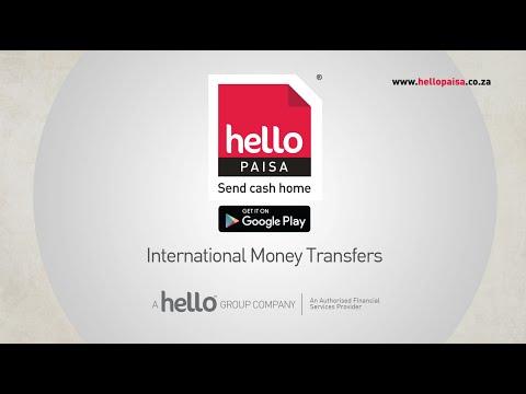 Hello Paisa - Send money to Zimbabwe