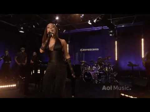Alicia Keys - No One LIVE @ AOL Sessions