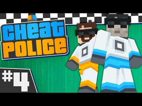 Minecraft - Winners Don't Do Drugs - Cheat Police #4 (Yogscast Complete Mod Pack)