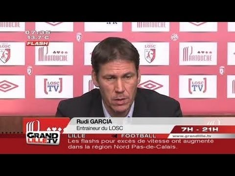 Ligue 1 : Bordeaux - Lille, l'avant match - Rudi Garcia