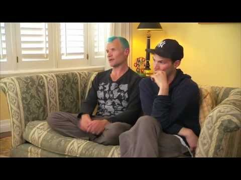 Red Hot Chili Peppers - I'm With You Interview 3 [Interview]