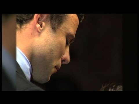 Pistorius Trial: Oscar Pistorius suffers from GAD - Anxiety