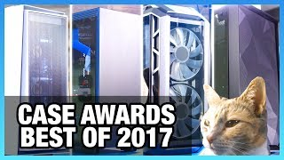 Awards Show: Best PC Cases of 2017 (Airflow, Noise, Design)