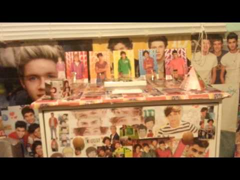 One Direction room tour *July 2013*