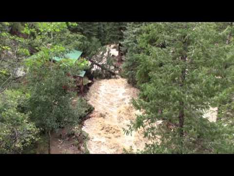 Colorado Flood - Glen Haven, Sept. 12 through Sept. 17, 2013