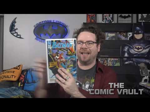 The Comic Vault   Batman Gap Filling