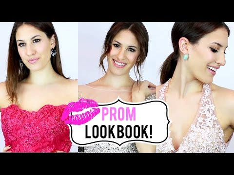 Prom Lookbook Ft. Seventeen Magazine + Mori Lee! ♡ | JamiePaigeBeauty