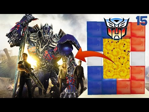 YOUTUBERS VS TRANSFORMERS!!!
