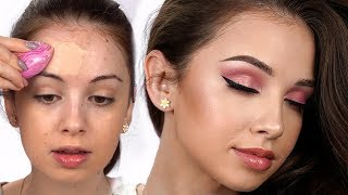FIRST DATE / VALENTINE'S DAY MAKEUP TUTORIAL