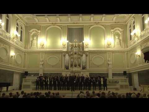 Шуберт, Франц - 4 романса для мужского хора а капелла