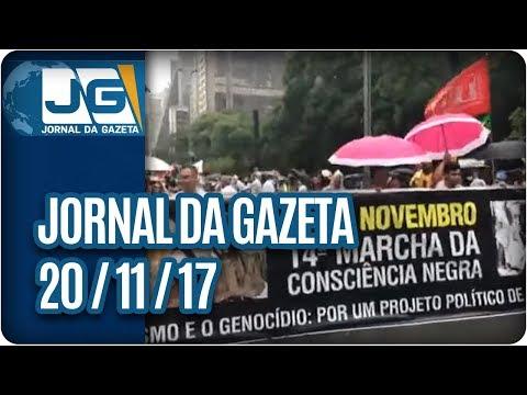 Jornal da Gazeta - 20/11/2017