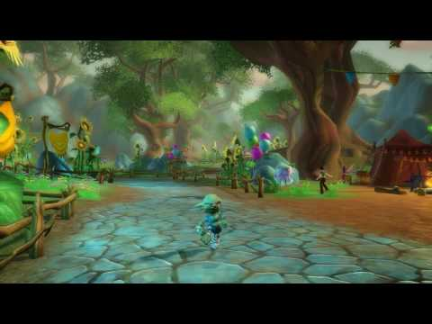 "Free Realms - A ""Merry Vale"" video"