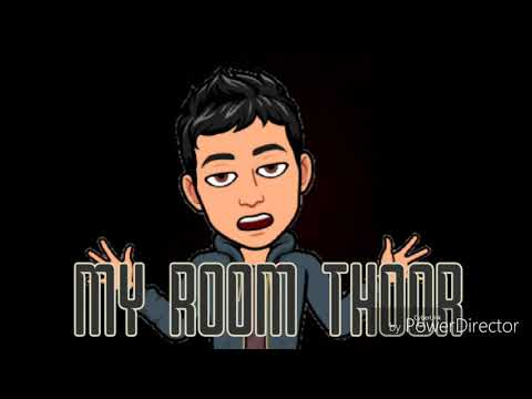MY ROOM TOUR    BY THE RAYON SHOW