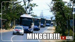 download lagu Minggir Gan Pengawalan 15 Unit Bus Rombongan Jamaah Haji gratis