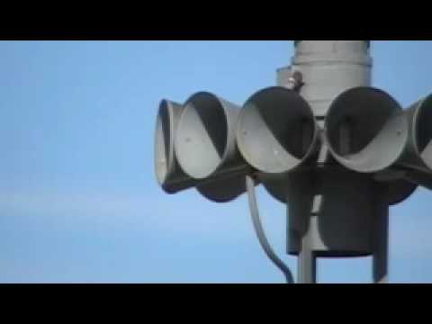 Tornado Siren- Miles City, MT