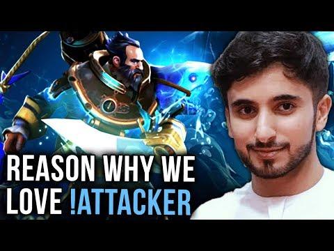 Reason Why we Love !Attacker Kunkka - Dota 2 Gameplay Compilation