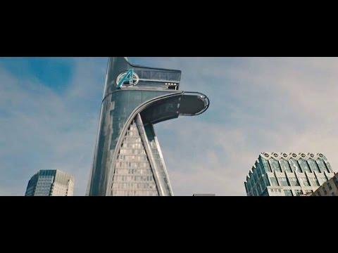 【中字】《復仇者聯盟2:奧創紀元》官方正式版預告