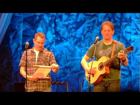 Tim Hawkins - Tweet Song - Mountain Christian Church - 2013-03-22