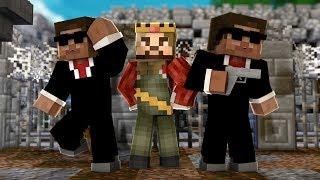 ZENGİN KORUMA TUTTU FAKİRİ KURTARMAYA GİDİYOR! 😱 - Minecraft