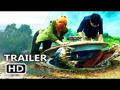 "JURАSSІC WΟRLD 2 ""Furious Indoraptor"" Trailer (2018) Chris Pratt Movie HD"