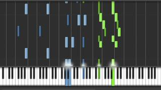 Synthesia - One Winged Angel (FF7 Piano Collections)