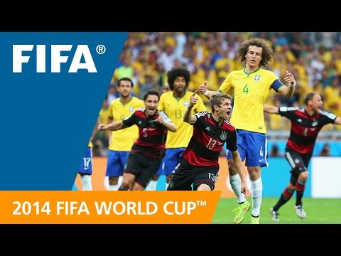 2014 FIFA World Cup: ALL THE GOALS