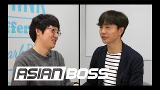 A South and North Korean Meet For The First Time (Hot Take) | ASIAN BOSS