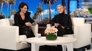 Download Lagu Penelope Cruz Tries to Teach Ellen Spanish Gratis STAFABAND