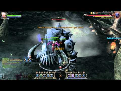Dragon Nest SEA [WindWalker] - Showtime Fun - Air Pounce Cerberus Nest