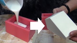 Resin Casting Tutorial: Adding Fillers To Casting Resins