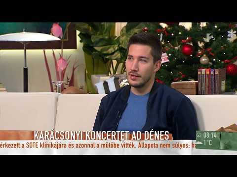 Pál Dénes családja hamarosan kisfiúval bővül - tv2.hu/mokka