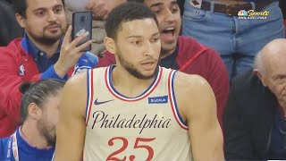 Ben Simmons Turns Into A Thief To Save Entire Sixers With Crazy Steals! Sixers vs Pacers