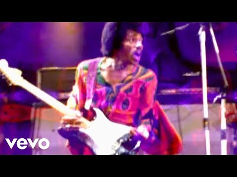 Jimi Hendrix - Valleys of neptune ... arising