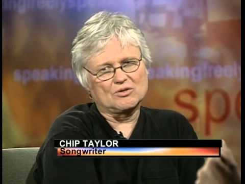 Speaking Freely: Chip Taylor