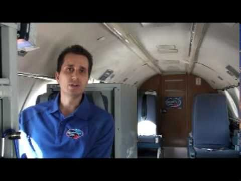 Outside the comfort zone: zero gravity medical training