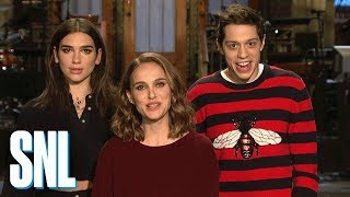 It's Too Early for Pete Davidson - SNL