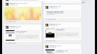 How find the Facebook Page