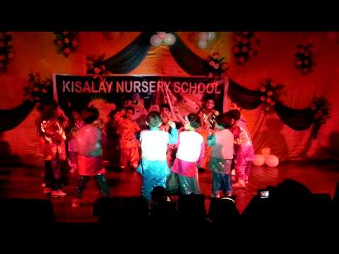 Dadi Amma Dadi Amma Maan Jao :: Kislaya Nursery School Annual Function 12032011 video
