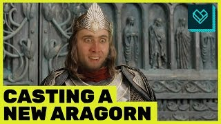 Peter Jackson talks to us about the new LOTR series