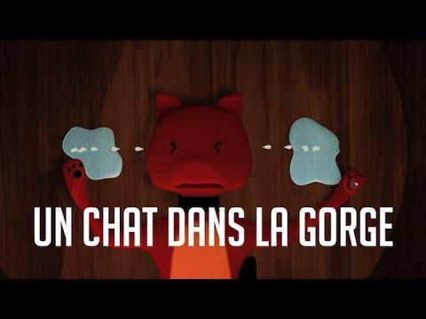 """""""Le Chat Dans La Gorge"""" Sup'Infograph"""