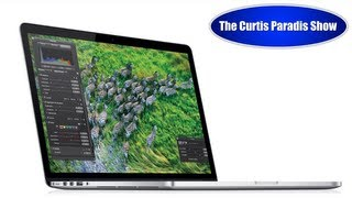 2012 Retina Macbook Pro Unboxing