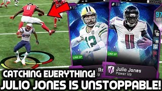 JULIO JONES DOMINATES! AARON RODGERS & MORE! Madden 19 Ultimate Team
