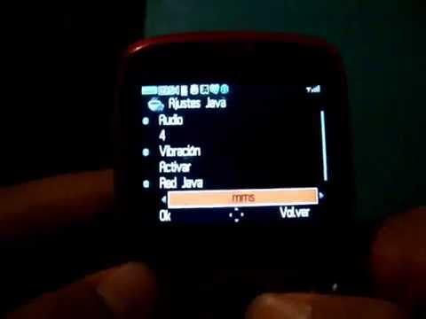 Internet en Alcatel OT-800