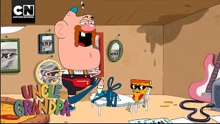 Uncle Grandpa   Cool Guy Shoes   Cartoon Network