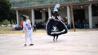 santiago apostol bailete de Gentil vs Alferes en Santiago  Nuxaño