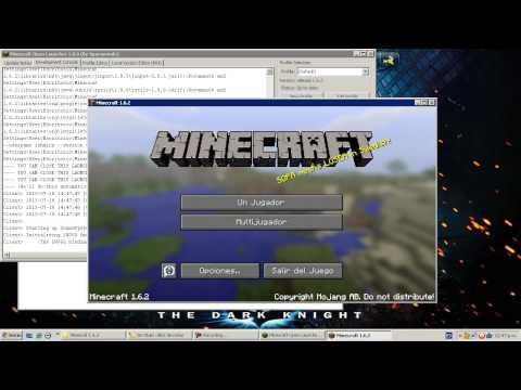 Como jugar minecraft 1.6.2 y 1.5.2  Online gratis   Multiplayer y servers de minecraft 1.6.2