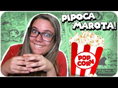 Pipoca Marota! - Rapidinha (malena Na Cozinha) video