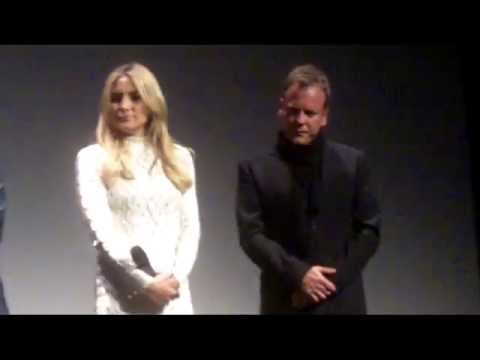 Kate Hudson and Kiefer Sutherland