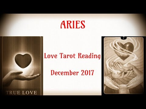 Aries Love **Are they really worth it?** - December 2017