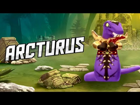Ninjago! 2015 Meet: Arcturus • Video Character! [FAN-MADE]
